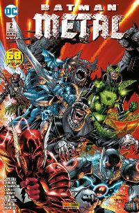 Batman Metal #2, Rechte bei Panini Comics