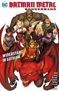 Batman Metal Sonderband #1: Widerstand in Gotham, Rechte bei Panini Comics
