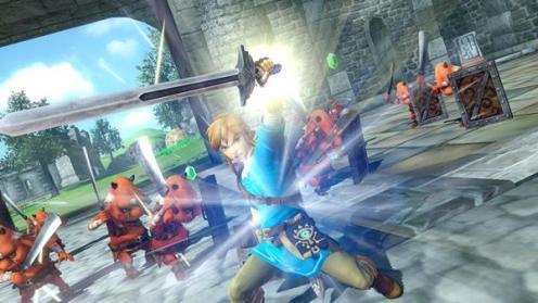 Hyrule Warriors Definitive Collection, Rechte bei Nintendo