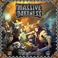 Massive Darkness - Cover