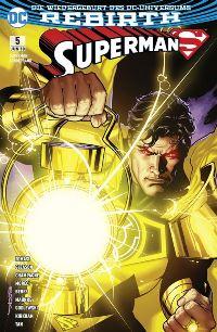 Superman Sonderband #5: Die Macht der Furcht, Rechte bei Panini Comics