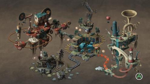 Figment, Rechte bei Bedtime Digital Games