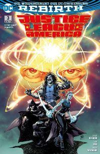 Justice League of America #3: Panik im Mikroversum, Rechte bei DC Comics