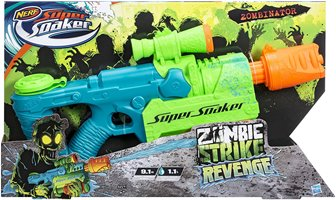 Super Soaker Zombie Strike Revenge Zombinator, Rechte von Hasbro