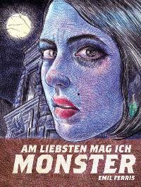 Am liebsten mag ich Monster, Rechte bei Panini Comics