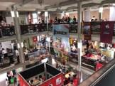 Berlin Brettspiel Con 2018 - Innen