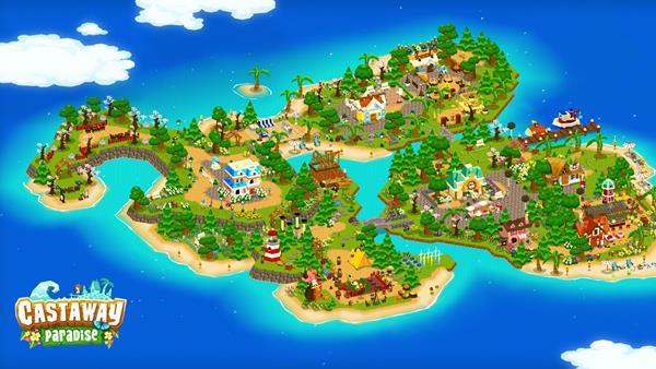 Castaway Paradise Bild 1