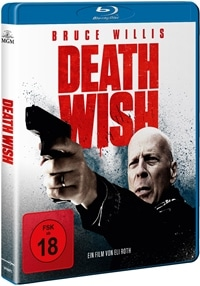 Death Wish, Rechte bei Universum Film