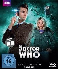 Doctor Who – Staffel 2, Rechte bei NewKSM