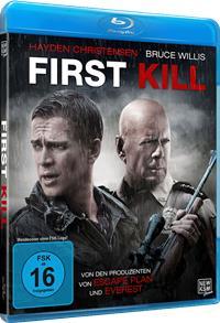 First Kill, Rechte bei New KSM