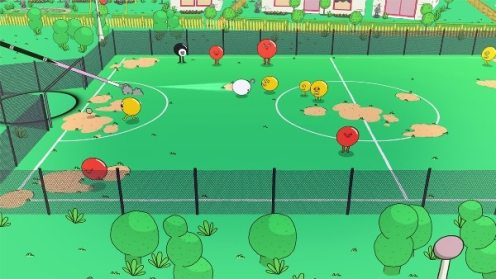 Pool Panic, Rechte bei Adult Swim Games