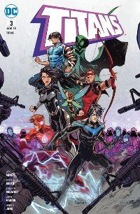 Titans #3: Böses Omen, Rechte bei Panini Comics