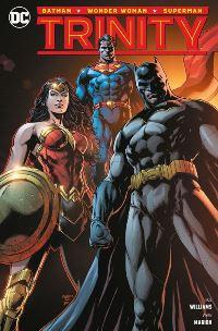 Trinity #3: Finstere Pfade, Rechte bei Panini Comics