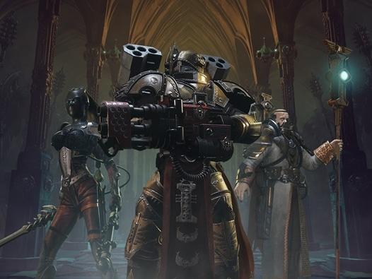 W40k Inquisitor – Martyr