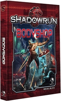 Shadowrun 5: Bodyshop, Rechte bei Pegasus Spiele
