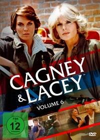 Cagney & Lacey, Volume 6, Rechte bei Koch Films