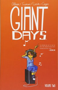 Giant Days #2: Einmal Sinnkrise für alle!, Rechte bei popcom