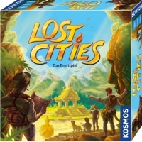 Lost Cities - Cover