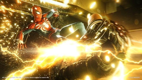 Marvels Spiderman Bild 1