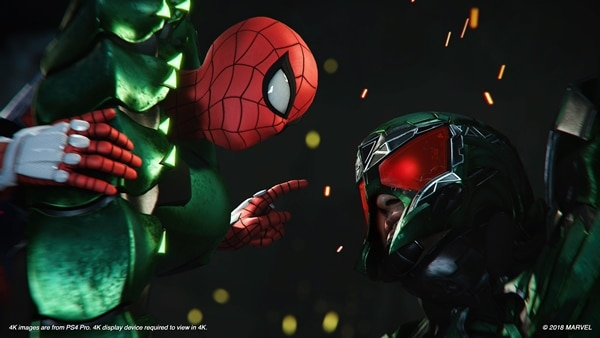 Marvels Spiderman Bild 3