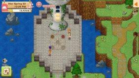Harvest Moon - Licht der Hoffnung - Turm
