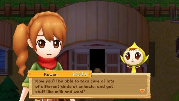 Harvest Moon – Licht der Hoffnung – mit Rowan