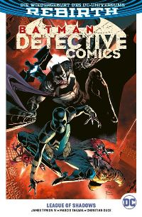 Batman - Detective Comics #3: League of Shadows, Rechte bei Panini Comics