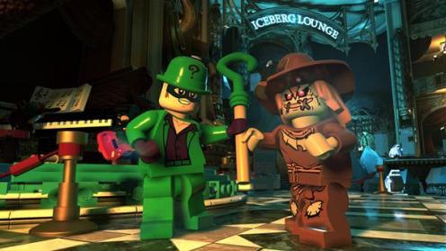 LEGO DC Super-Villains, Rechte bei Warner Bros. Interactive Entertainment