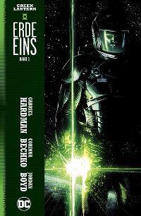 Green Lantern: Erde Eins #1, Rechte bei Panini Comics