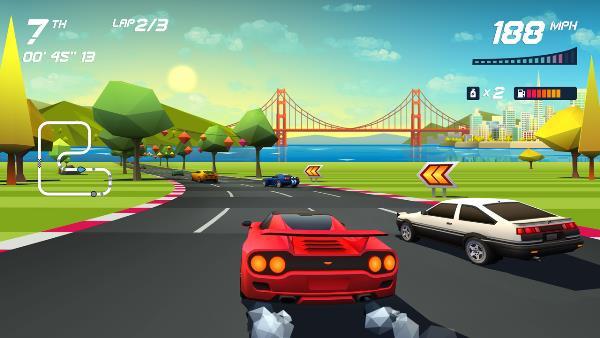 Horizon Chase Turbo Bild 3