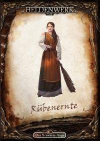Heldenwerk #8: Rübenernte, Rechte bei Ulisses Spiele