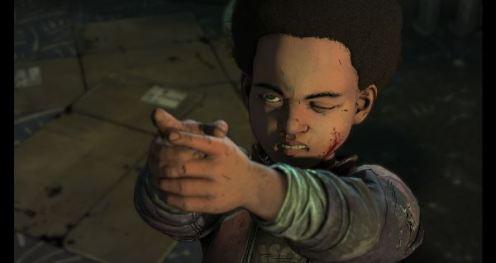 The Walking Dead: Die letzte Staffel, Rechte bei Telltale Games