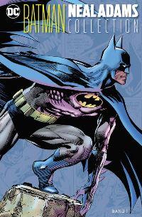 Batman: Neal Adams Collection #1, Rechte bei Panini Comics