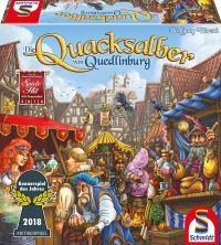 Die Quacksalber von Quedlinburg - Cover