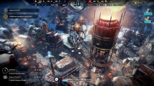 Frostpunk: Console Edition, Rechte bei 11 bit studios