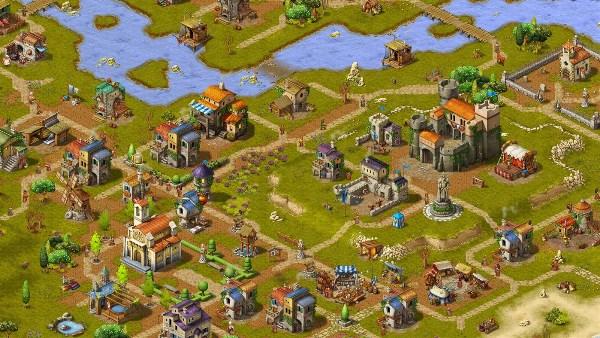 Townsmen Bild 1