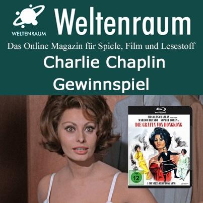 Gewinnspiel Chaplin 2020