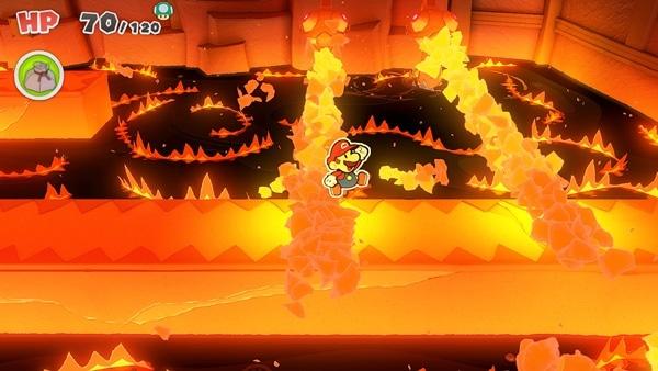 Paper Mario The Origami King Bild 2