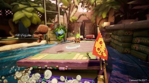 Sackboy: A Big Adventure, Rechte bei Sony Interactive Entertainment