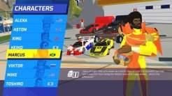 Hotshot Racing, Rechter bei Curve Digital