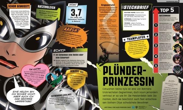 DC Comics Absolut alles was du wissen musst - Catwoman, Rechte beim DK Verlag