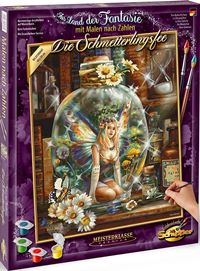 Die Schmetterlingsfee - Cover, Rechte bei Schipper
