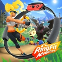 Ring Fit Adventure - Cover, Rechte bei Nintendo