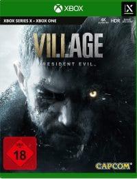 Resident Evil Village - Cover, Rechte bei Capcom