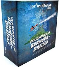 Verschollen im Bermuda-Dreieck - Cover, Rechte bei Panini Books