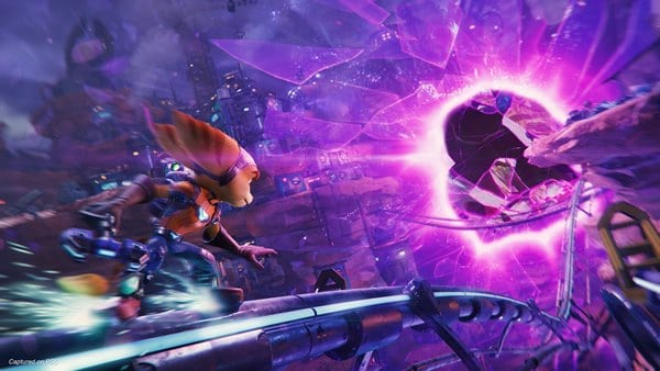 Ratchet und Clank Rift Apart Bild 2
