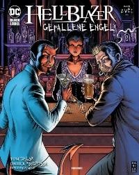 Hellblazer - Gefallene Engel 2 - Cover, Rechte bei Panini Comics