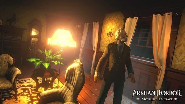 Arkham Horror Mothers Embrace Bild 1