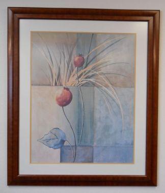 Art Print 22 - Poppy Seeds - Used