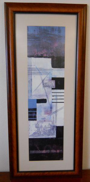 Art Print 40 - Chocho Train - Used